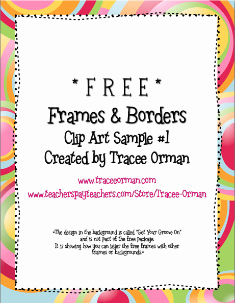 Teacher Borders for Word Awesome Free Fun Borders for Word Download Free Clip Art Free