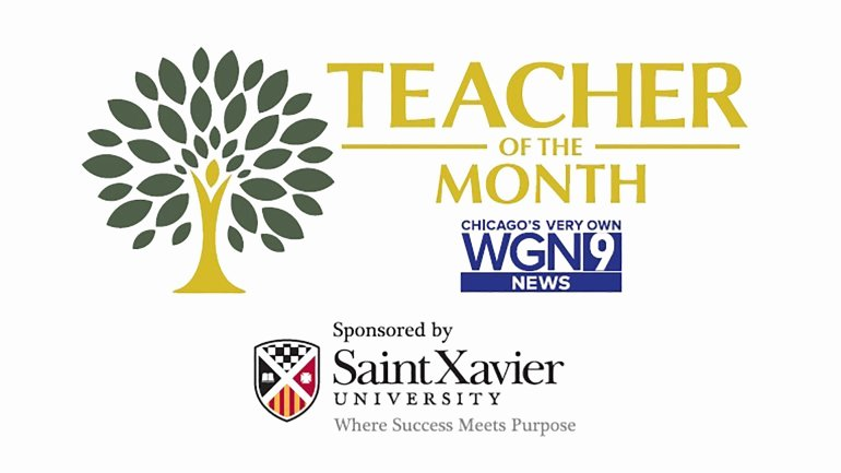 Teacher Of the Month Certificate Beautiful Wgn Tv's Teacher Of the Month Award Nomination Application