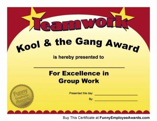 Teacher Of the Month Certificate Template Luxury Funny Teacher Awards