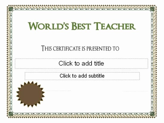 Teacher Of the Year Award Template New 10 Best Templates Hub Images On Pinterest