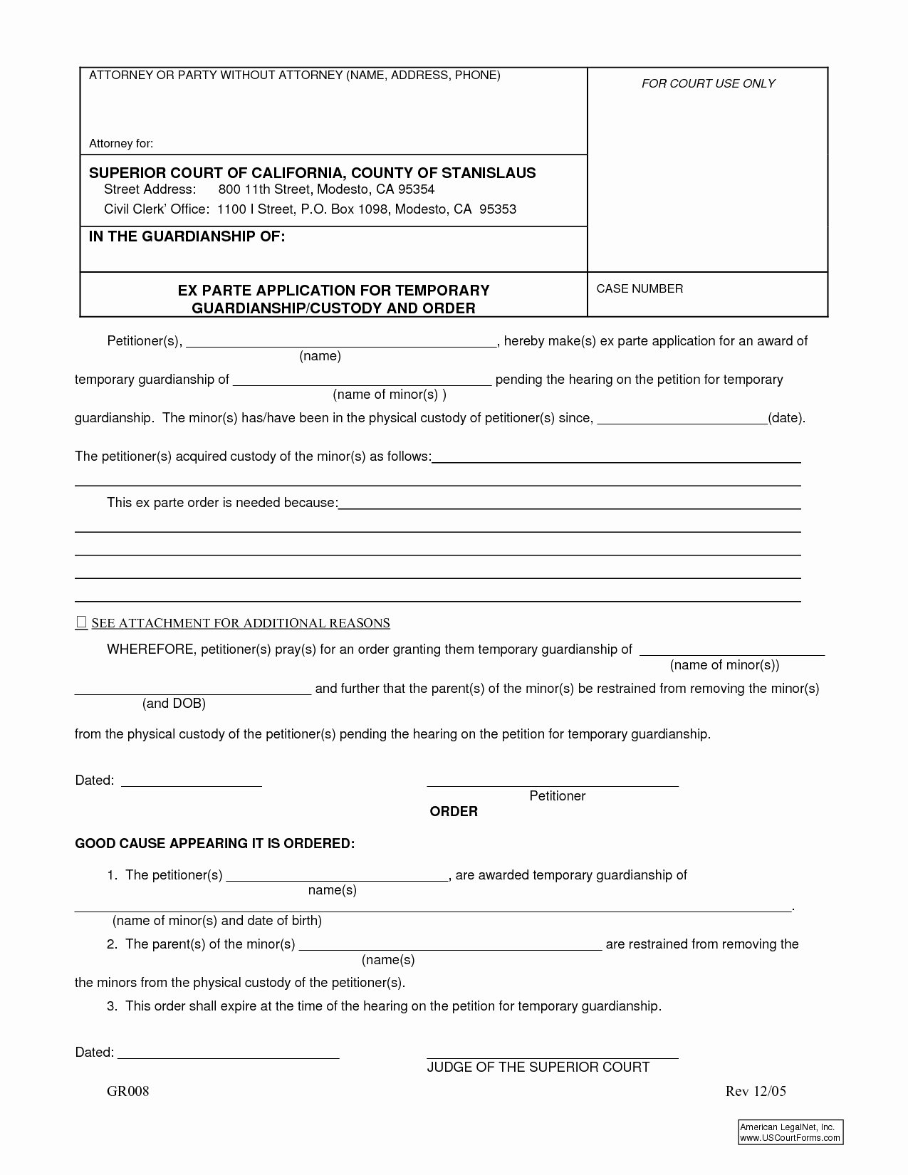 Temporary Custody Agreement Lovely Temporary Guardianship Agreement form Advanced Best S