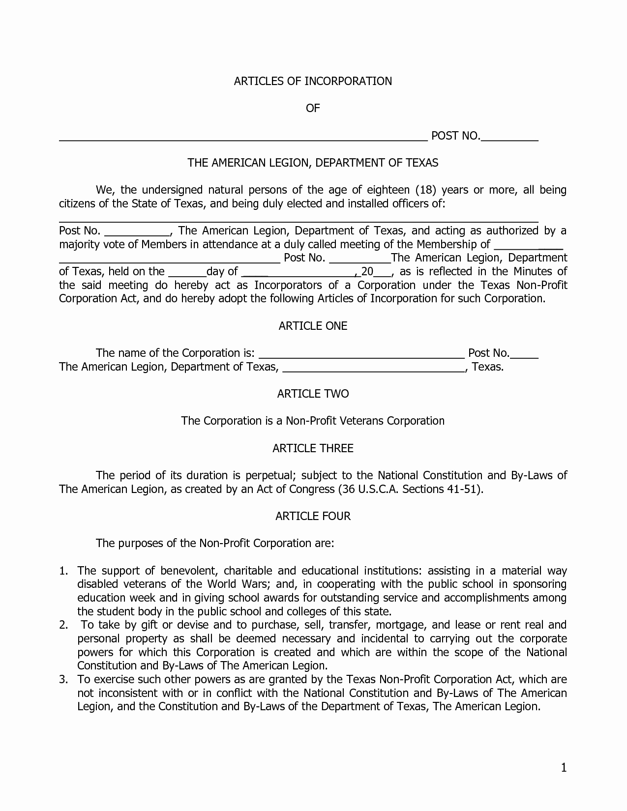 Texas bylaws Template Inspirational 27 Of Texas Homeowners association bylaws Template