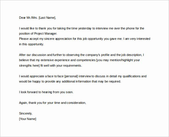 Thank You Interview Email Subject Line Awesome Thank You Email after Interview Sample