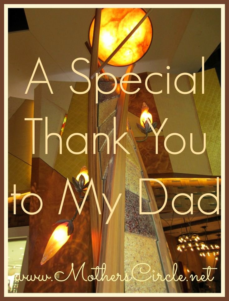 Thank You Letter to Dad Elegant Best 25 Thank You Dad Ideas On Pinterest