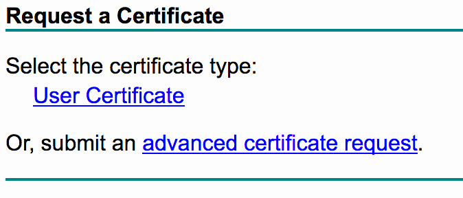 The Requested Certificate Template is Not Supported by This Ca Best Of Generate Csr for Third Party Certificates and Download