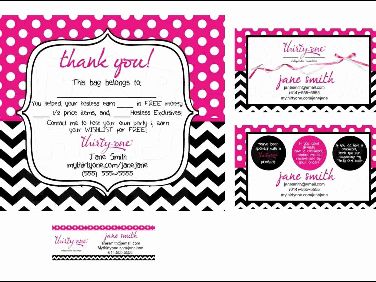 Thirty One Gift Certificate Template Fresh Thirty Magnificent Thirty E Business Cards One Ts