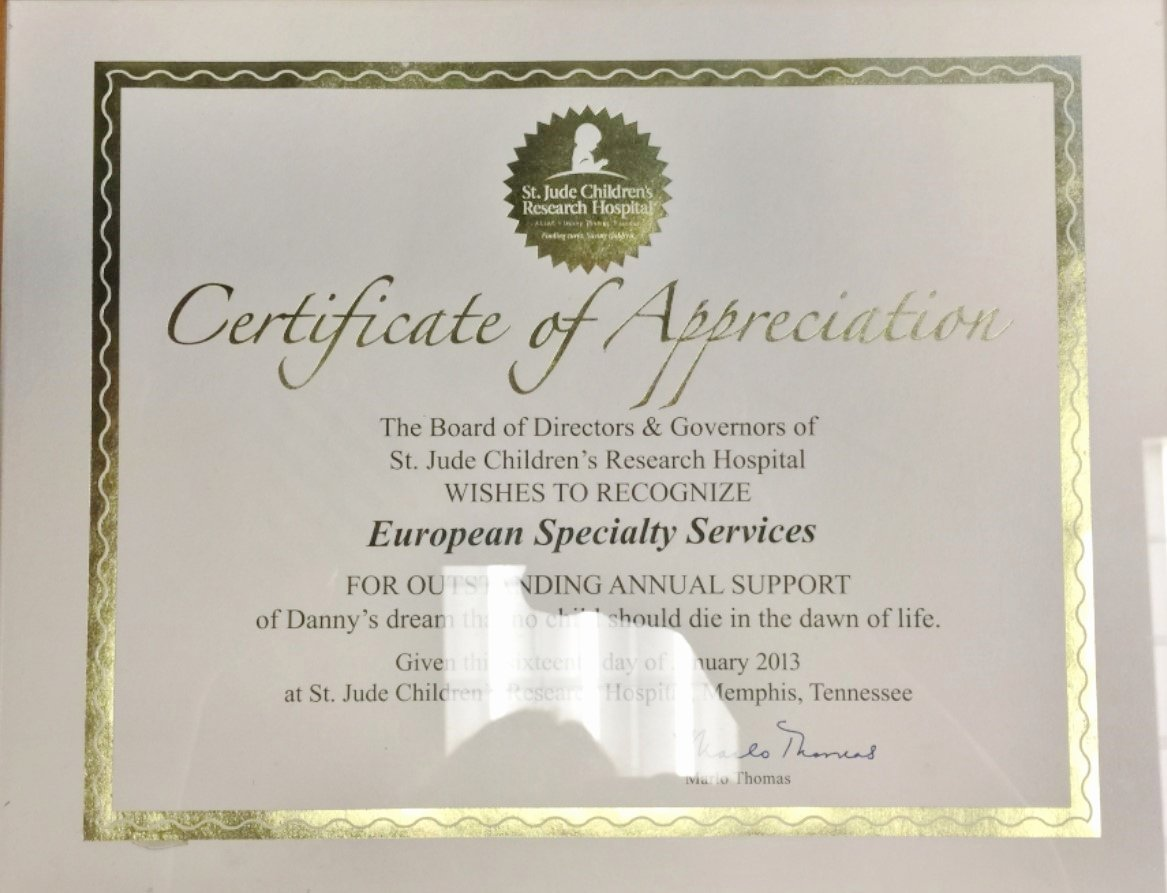 This Certificate is Awarded to New Awards and Achievements Ess Fleet Service