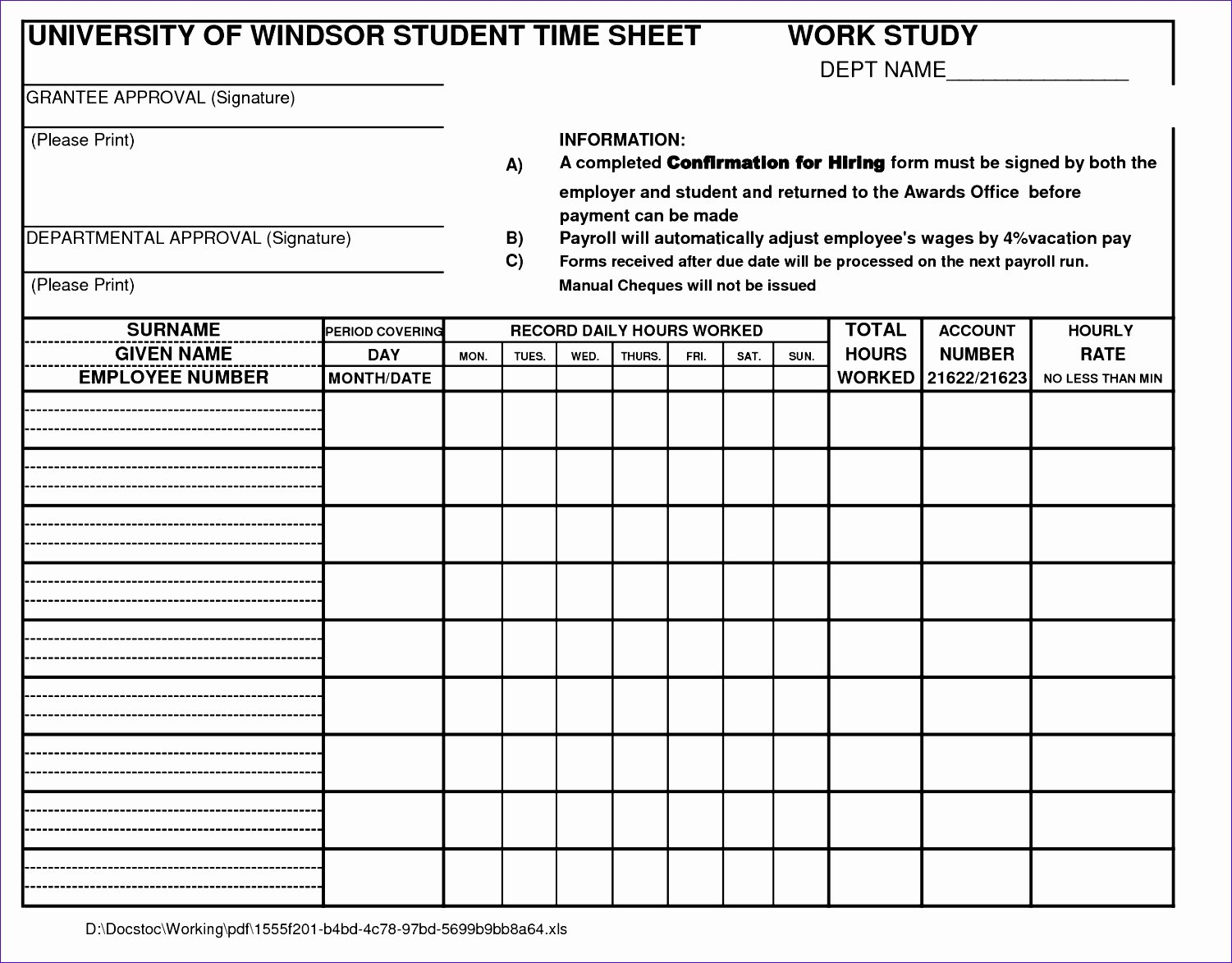 Time and Motion Study Template Inspirational 10 Time Motion Study Excel Template Exceltemplates