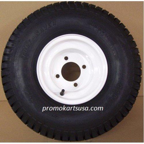 Tire Size Comparison Graphic Unique 13x5x6 Turf Tire