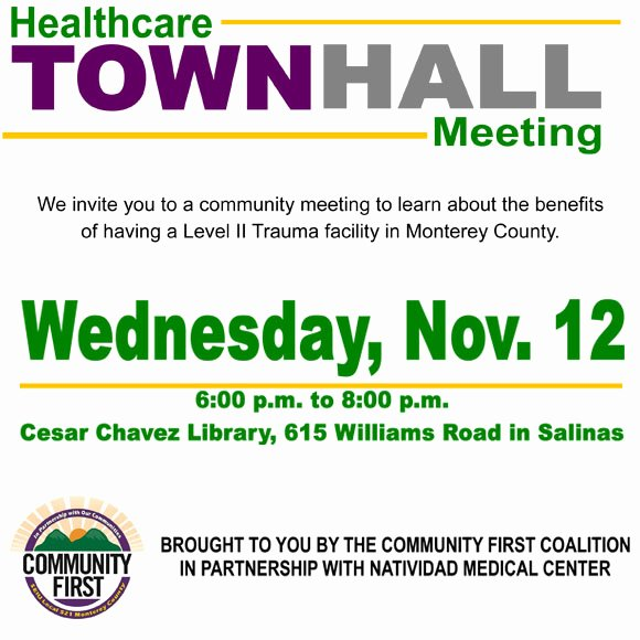 Town Hall Meeting Agenda Sample Awesome Healthcare townhall Meeting