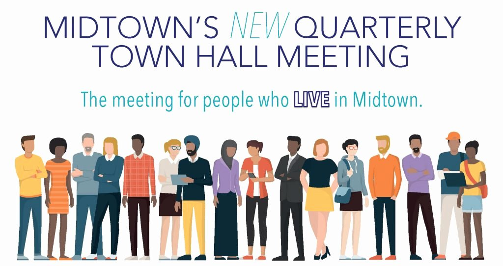 Town Hall Meeting Agenda Sample New town Hall Meeting Midtown Neighbors association