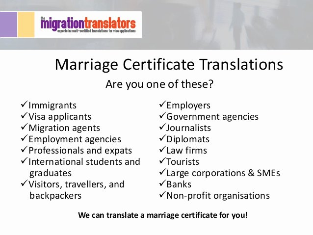 Translate Marriage Certificate From Spanish to English Template Unique why You Need An Accurate Marriage Certificate Translator