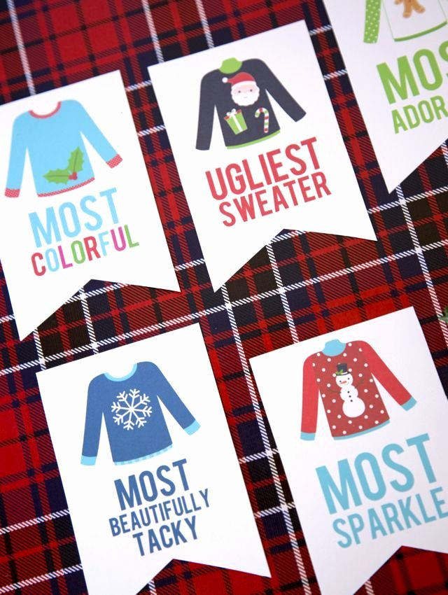Ugly Sweater Certificate Template Fresh 25 Best Ideas About Employee Awards On Pinterest