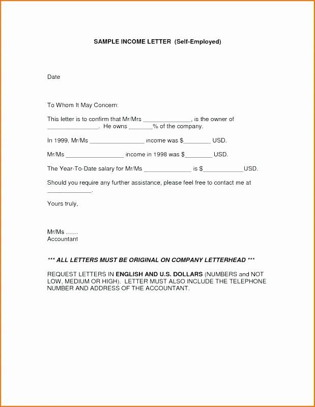 Unemployment Letter Template Best Of 12 13 Proof Unemployment Letter Sample