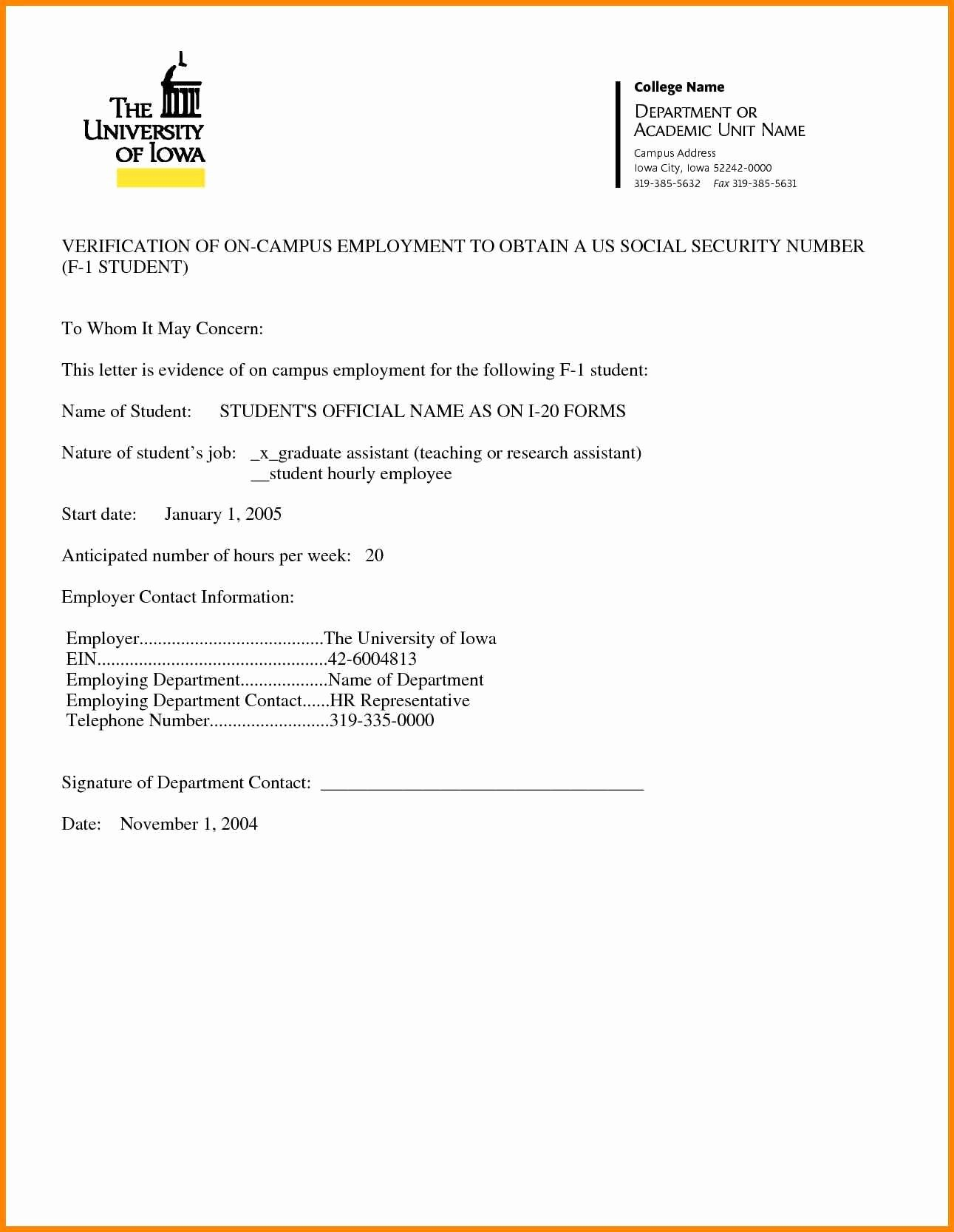 Unemployment Letter Template Unique 12 13 Proof Unemployment Letter Sample