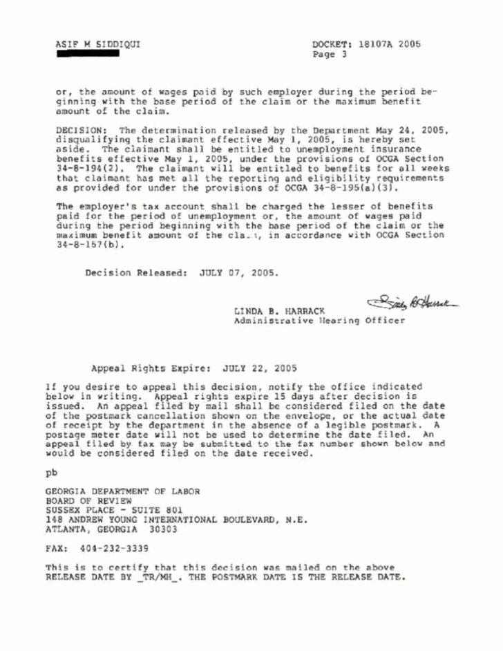 Unemployment Verification Letter Sample Luxury Unemployment Verification Letter Filename Example