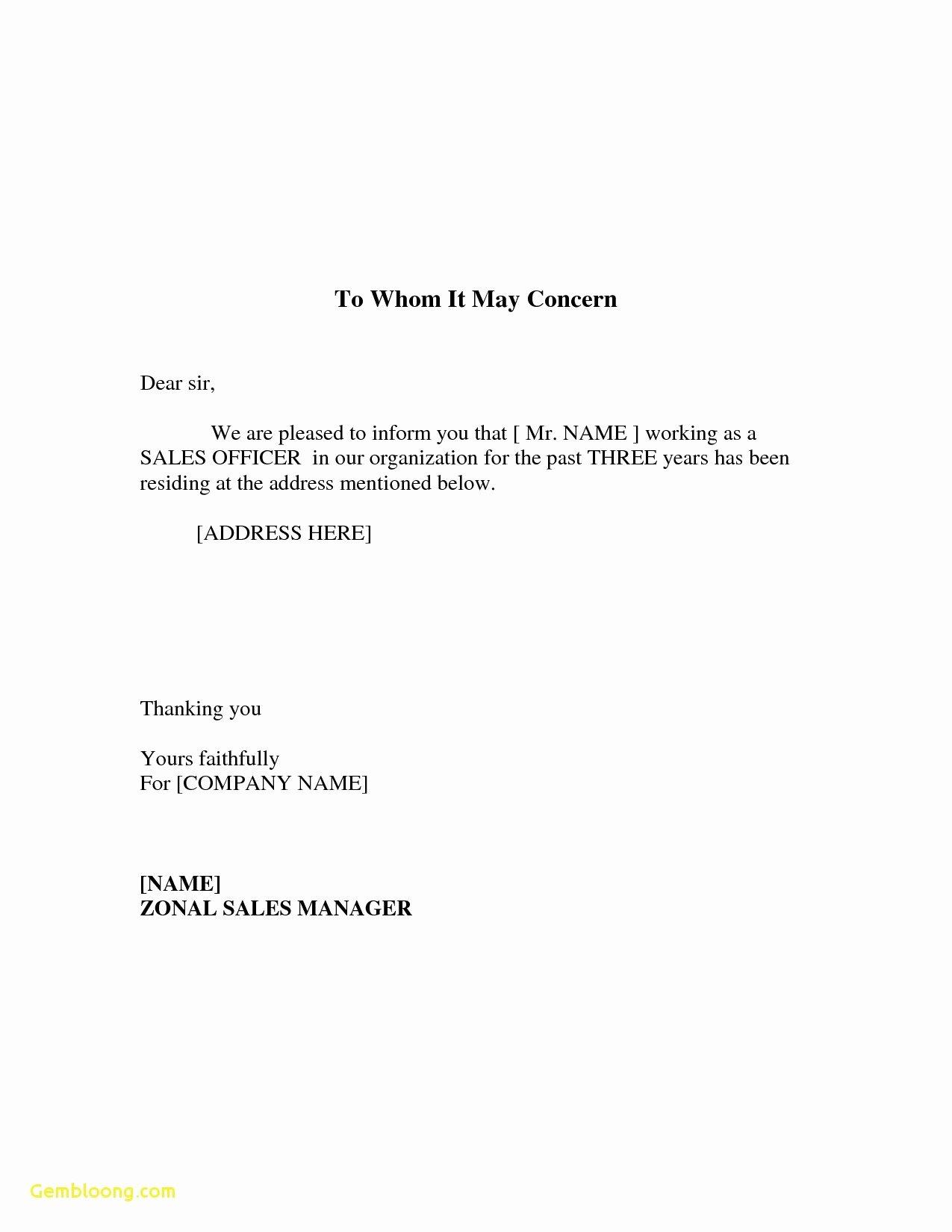 Unemployment Verification Letter Sample Unique Unemployment Verification Letter Filename Template