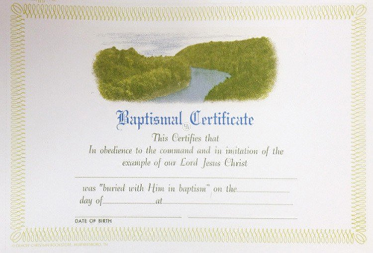 United Methodist Baptism Certificate Template Inspirational 29 Of Methodist Baptism Certificate Template