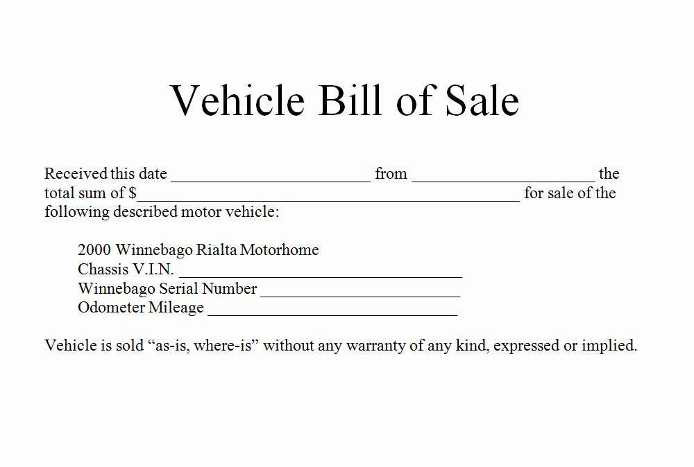Utah Automobile Bill Of Sale Elegant Download Bill Sale form Pdf