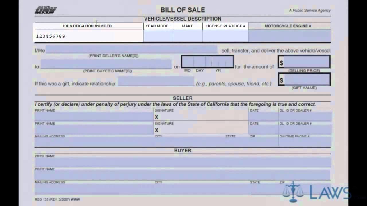 Utah Bill Of Sale Automobile Luxury Bill Of Sale