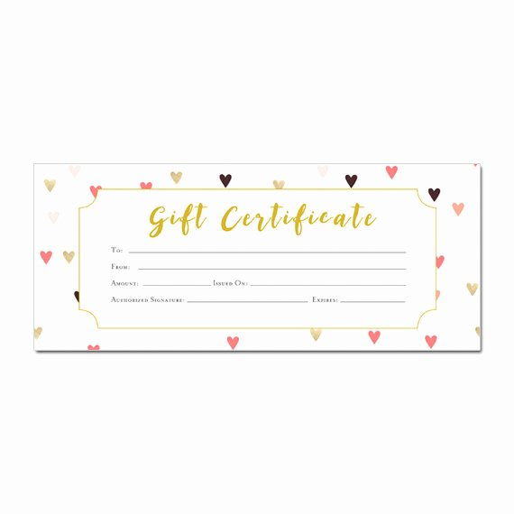 Valentine Gift Certificate Template Free Unique Valentines Day Gift Certificate Template Gift Certificate