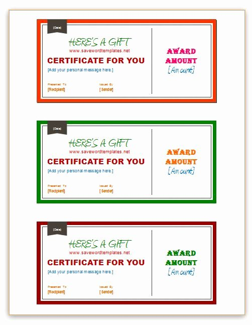 Valentine Gift Certificate Template Unique 30 Best Images About Gift Certificates On Pinterest