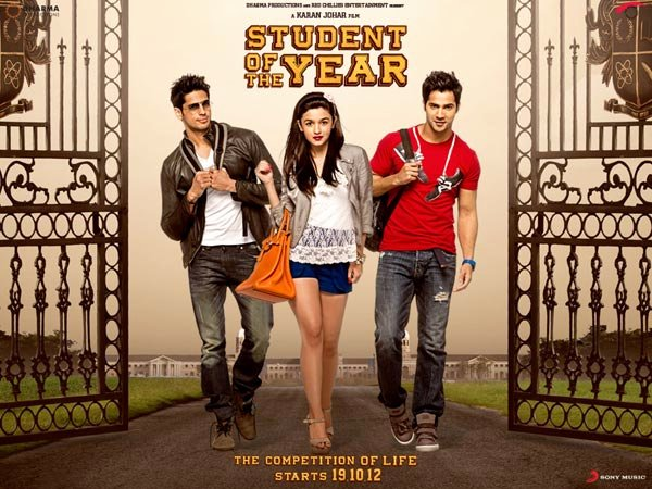 Watch Student Of the Year Online Free Hd New Student the Year 2012 Full Movie Dvd Watch Line