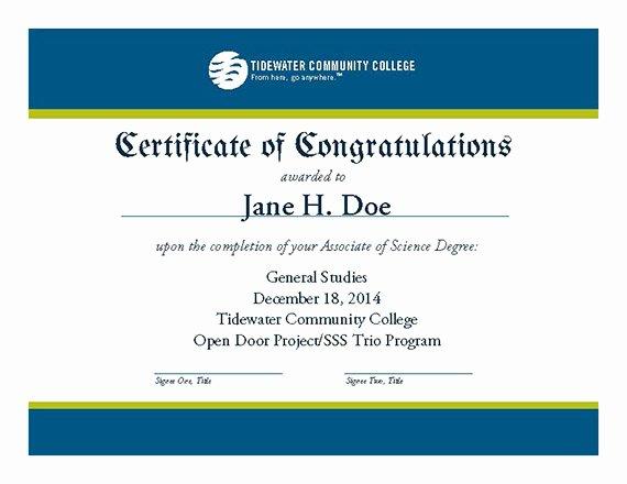 Web Server Certificate Template Elegant Tcc Visual Identity Standards