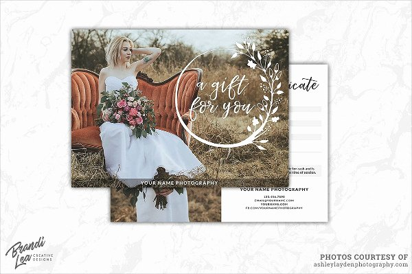 Wedding Gift Certificate Template Free Download Fresh Wedding Gift Voucher Template 17 Free & Premium Download