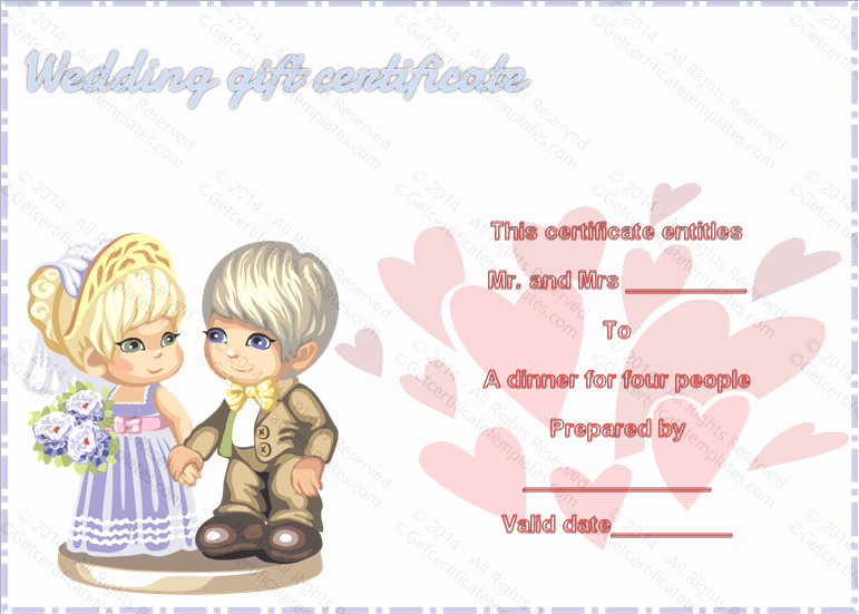 sweet love t certificate template