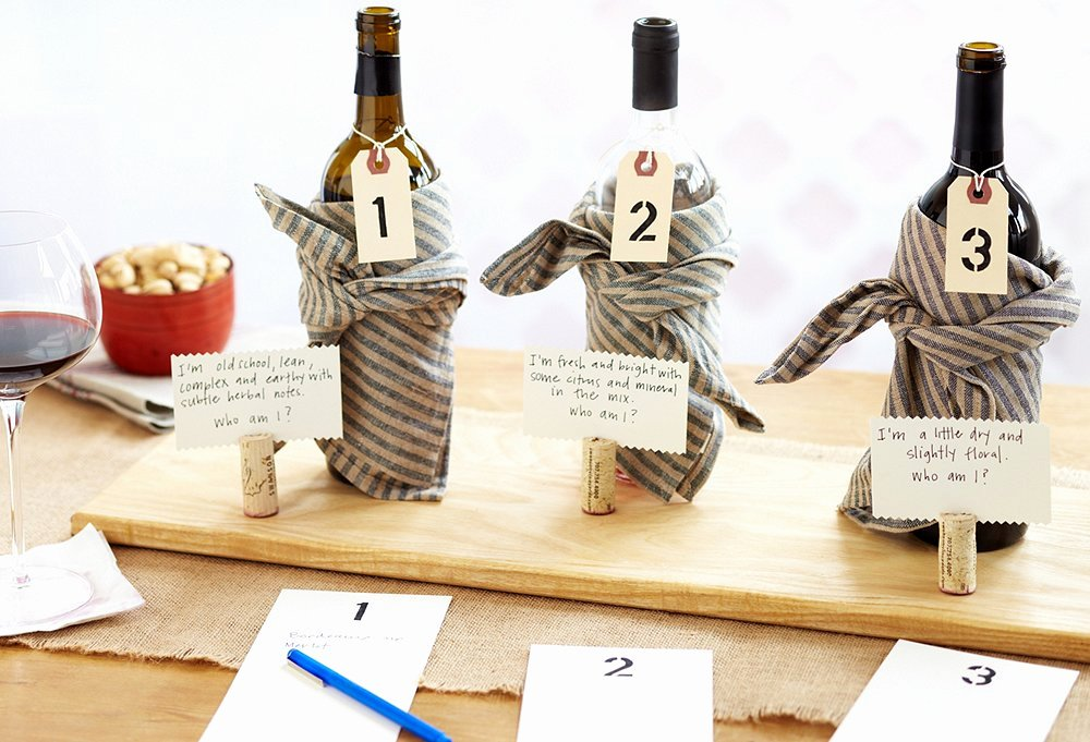 Wine Tasting Games Printable Unique Host A Wine themed Party Claiborne & Churchill Vintners