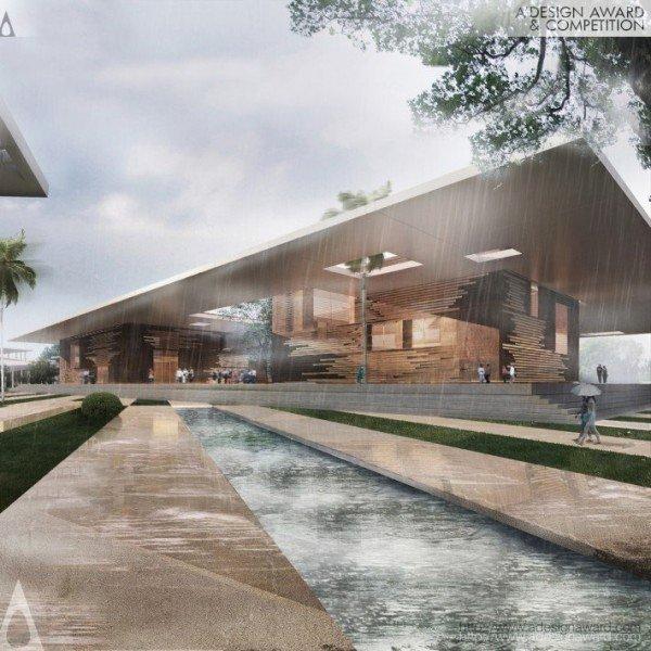 World's Best Boyfriend Award Luxury Techu Ibadan Administrative Building by Mz Architects
