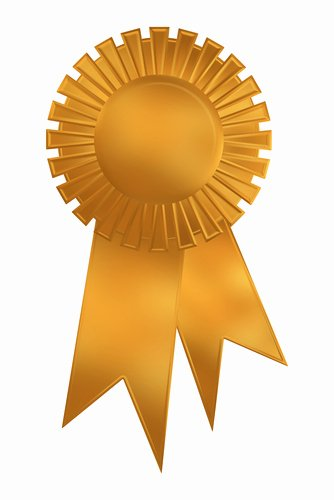 World's Best Friend Award Elegant Awards Hnba