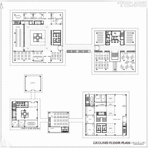 World's Best Friend Award Lovely Techu Ibadan Administrative Building by Mz Architects