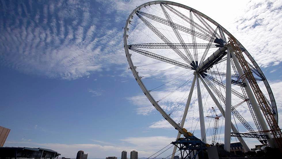 World's Best Teacher Certificate Beautiful High Roller World S Biggest Ferris Wheel to Open In Las
