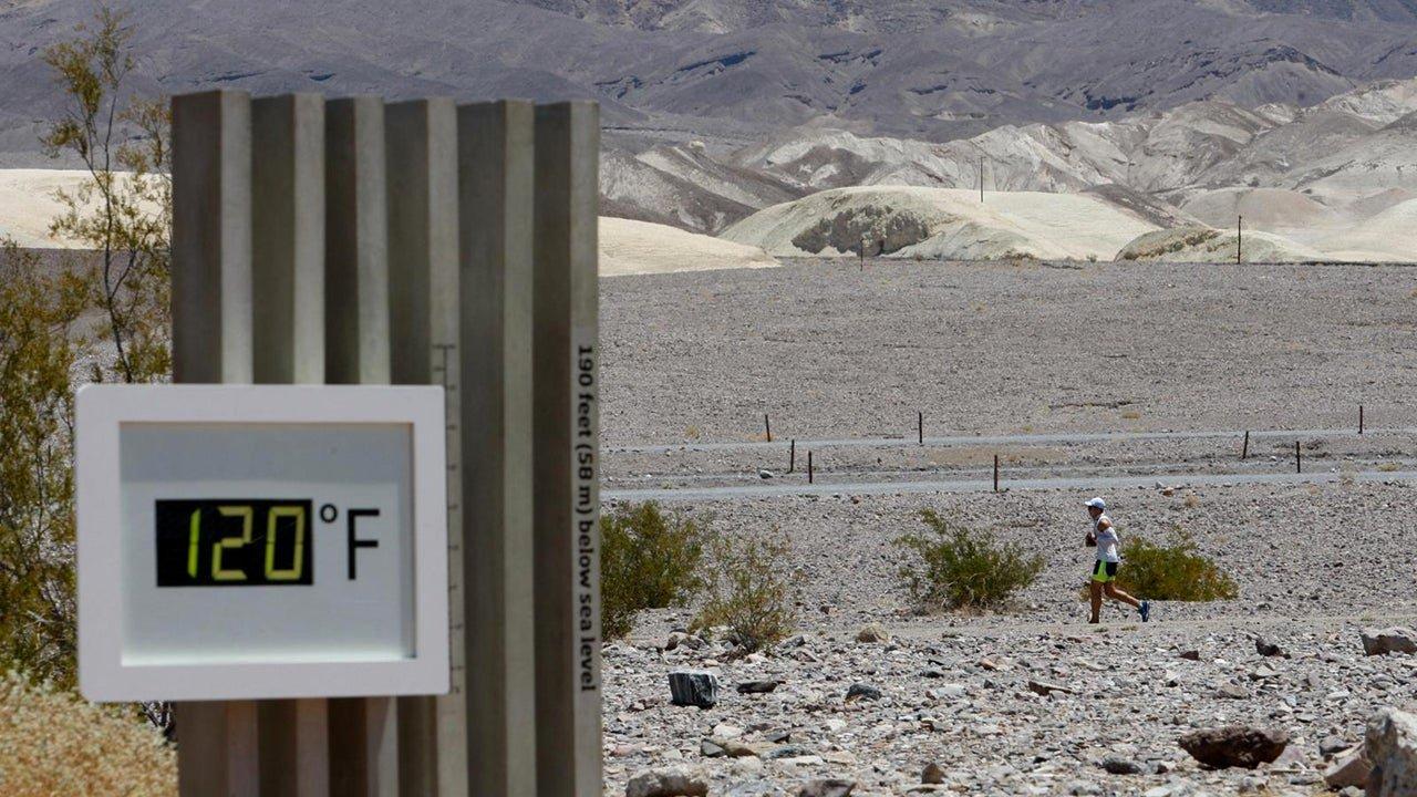 World's Best Teacher Certificate New Death Valley First 120 Degree High Of 2014 In World S