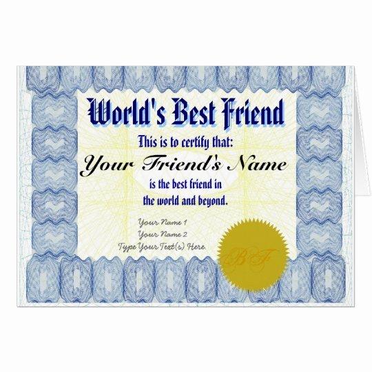 Worlds Best Friend Award New Dentist Gifts & Gift Ideas