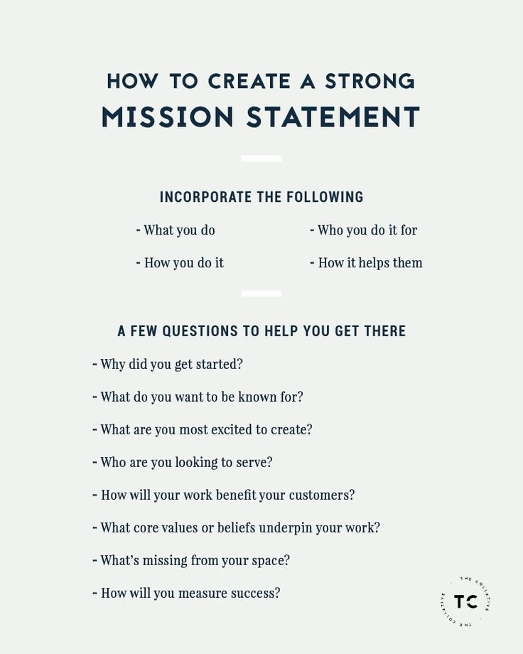 Writing A Personal Mission Statement Template Best Of 25 Best Ideas About Business Mission Statement On