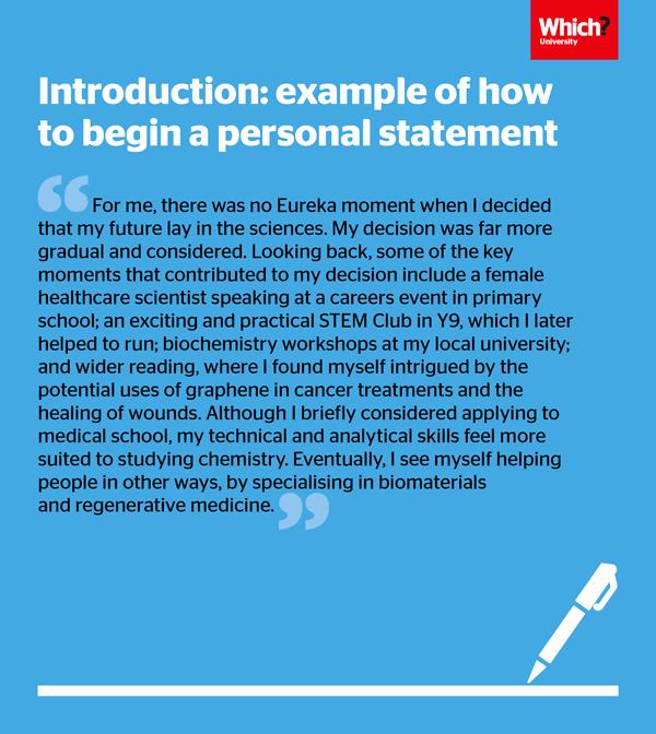 Written Statement Samples Elegant Personal Statement Examples – How to Write A Personal