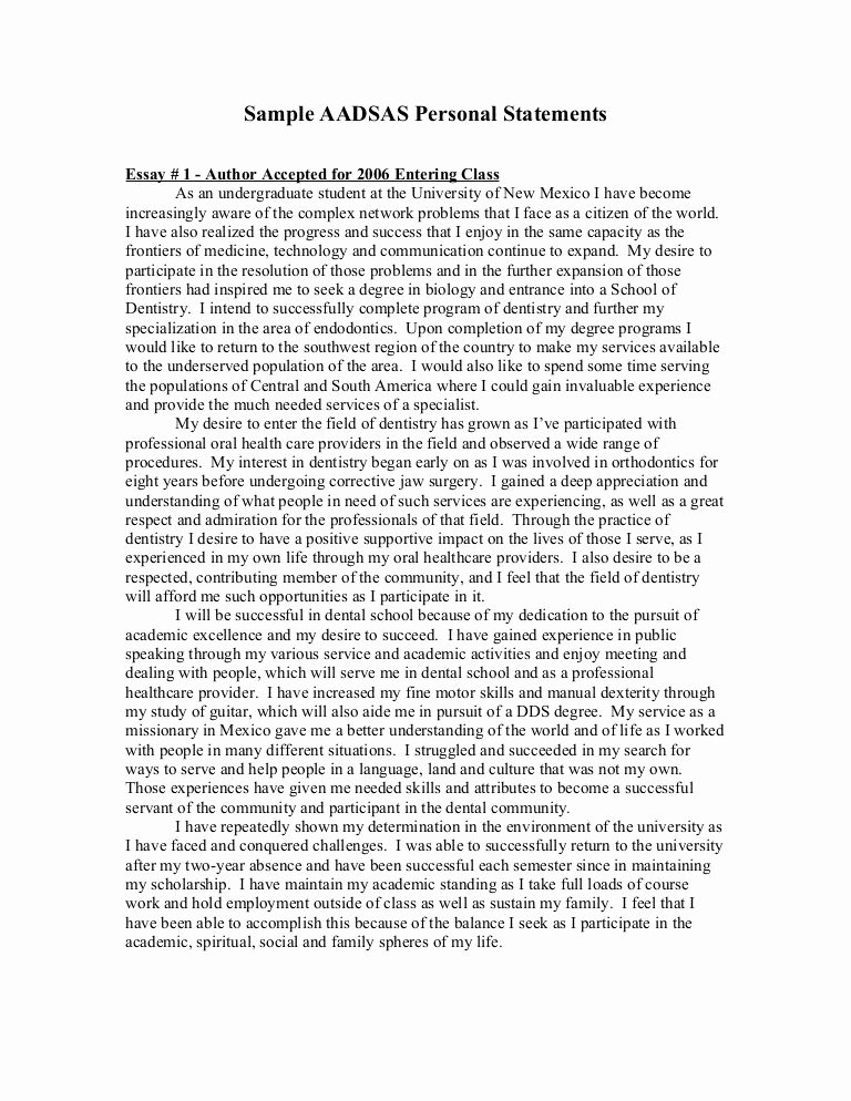 Written Statement Samples Lovely Pin by Personal Statement Sample On Personal Statement