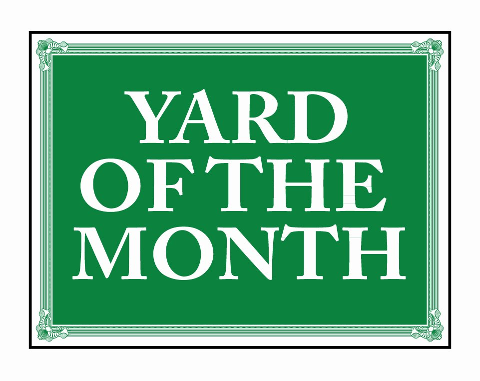 "Yard Of the Month Sign Template Unique Buy Our ""yard Of the Month"" 18 X 24 Sign From Signs World Wide"