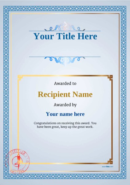 Yoga Gift Certificate Template Free Best Of Free Yoga Certificate Templates Add Printable Badges