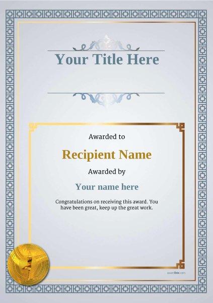 Yoga Gift Certificate Template Free Elegant Free Yoga Certificate Templates Add Printable Badges