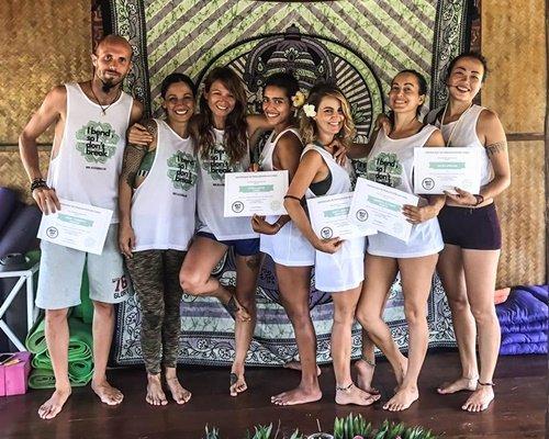 Yoga Teacher Training Certificate Template Beautiful Yoga Certificates – La Casa Shambala