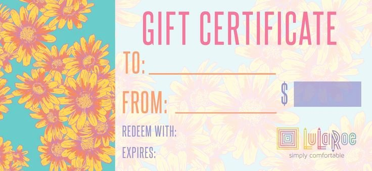 Younique Gift Certificate Template Awesome Best 25 Gift Certificates Ideas On Pinterest