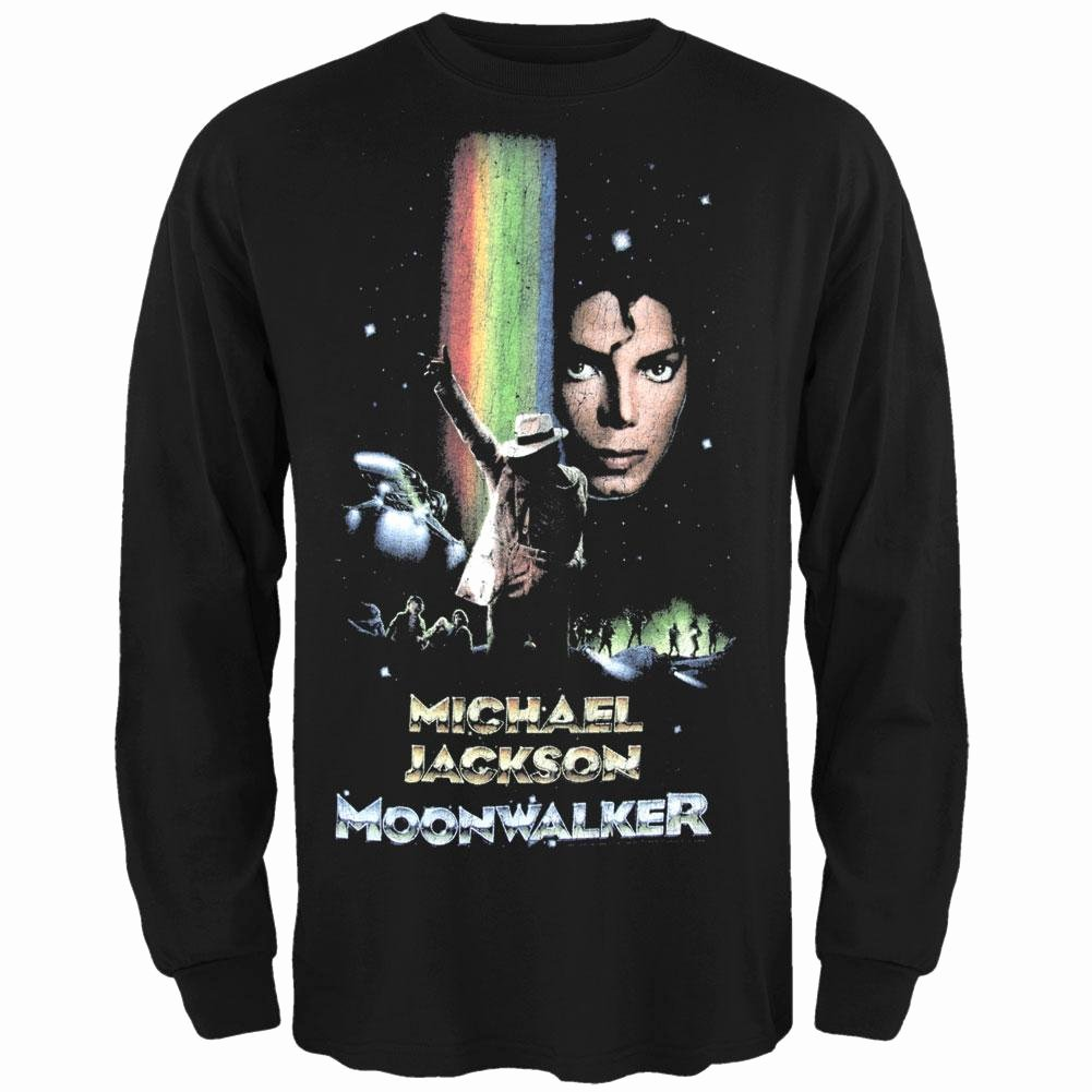 Zombie Prom Math Game Fresh Michael Jackson Moonwalker Long Sleeve T Shirt